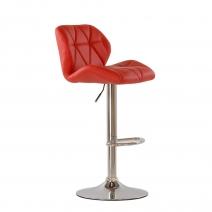 """Барный стул """"Barneo N-85 Diamond"""" красный"""