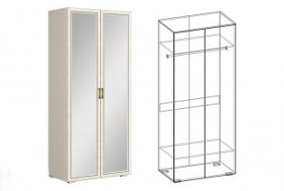 "Шкаф 2х створчатый с зеркалом (540) ""Виктория"""