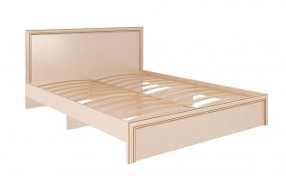 """Кровать  """"Беатрис"""" М6  1,6 станд. с ламелями"""