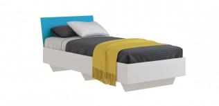 """Кровать """"Бирюза"""" (900), жесткое основание"""