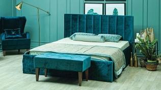 Кровать с подъёмным мех. Юнона (1400)