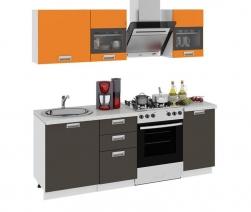 Кухонный гарнитур длиной - 210 см ГН60_210_2