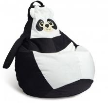 Кресло-груша «Панда»