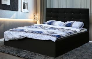 Кровать с подъёмным мех. Виктория (1600)
